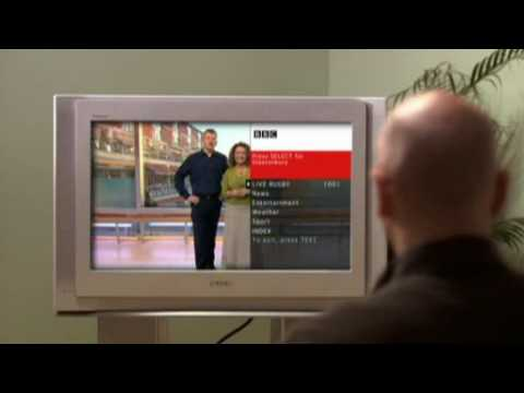 Freeview : RedButton