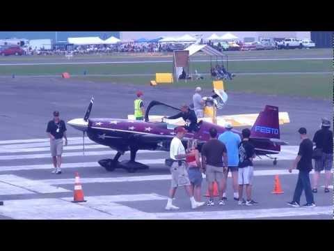 2012 Arlington FlyIn Footage