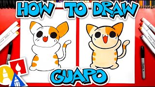 How To Draw Guapo From Kleptocats