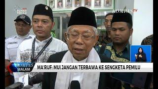 Download Video Ma'ruf Amin: MUI Jangan Terbawa ke Sengketa Pemilu MP3 3GP MP4