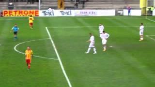 Benevento - Casertana 6-0 82' gol di Angiulli