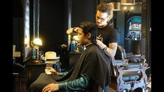 Men's Wavy Hair - Growing Your Hair Out for Men