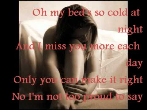 Lost Without You--- Delta Goodrem (Lyrics)