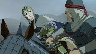 Kotaku Plays: Arslan: The Warriors Of Legend