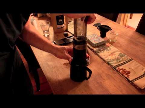 Coffeefusion Brew Guide - Aeropress