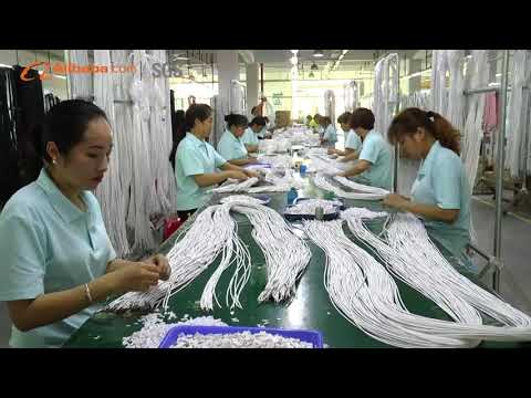 500 Workers - Mobile Charger Cable Manufacturers - Shenzhen China