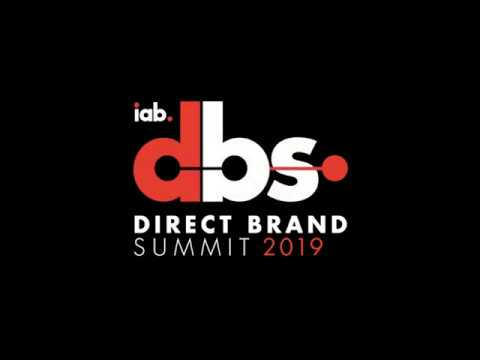 Direct Brand Summit 2019 - IAB Events