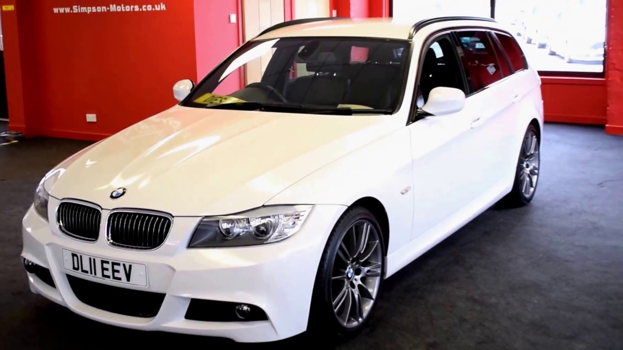 2011 11 BMW 3 SERIES 2.0 320D SPORT PLUS EDITION TOURING - YouTube