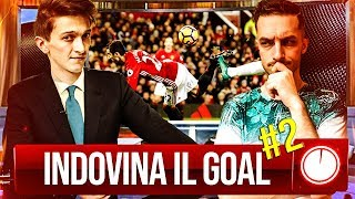 INDOVINA IL GOAL! - VOLUME 2 ⚽ | QUIZ ICONICO w/ Dread!
