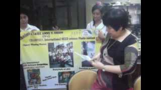 SEED @ Division Office January 3, 2012 wit Dr. Corazon Rubio - video clip 2
