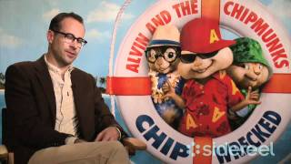 Alvin and the Chipmunks: Chipwrecked - Official Trailer plus interview with Jason Lee Thumbnail