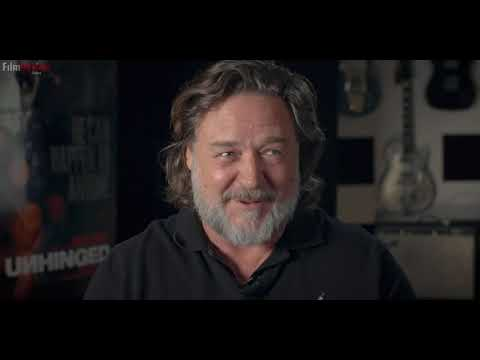 Unhinged Star Russell Crowe in-depth on the movie
