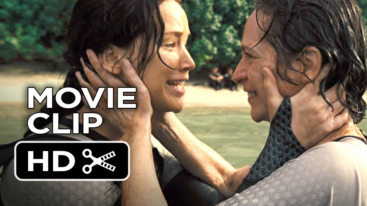 the hunger games catching fire movie clip 9 tick tock