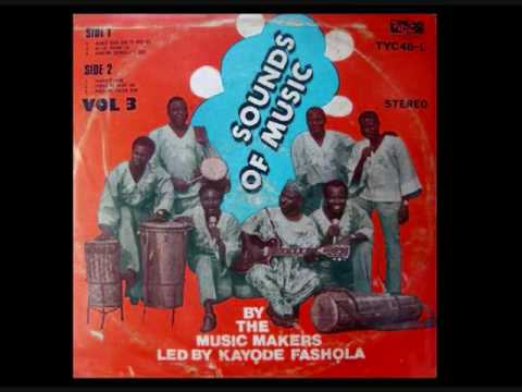 Kayode Fashola ~ Sounds of Music Vol 3 (side one part a)