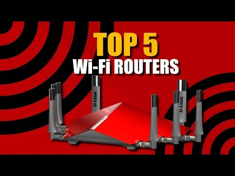 Top 5 WiFi Routers