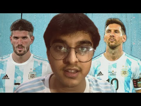 THIS ARGENTINA TEAM IS SPECIAL!!
