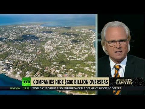 Here's How Companies Avoided Taxes on $600 Billion