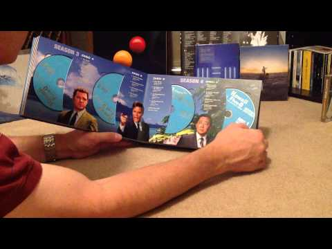 Hawaii Five o complete series Unboxing