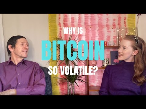 What's behind Bitcoin's volatility? Iona & Simon on Episode 3 of Own it!