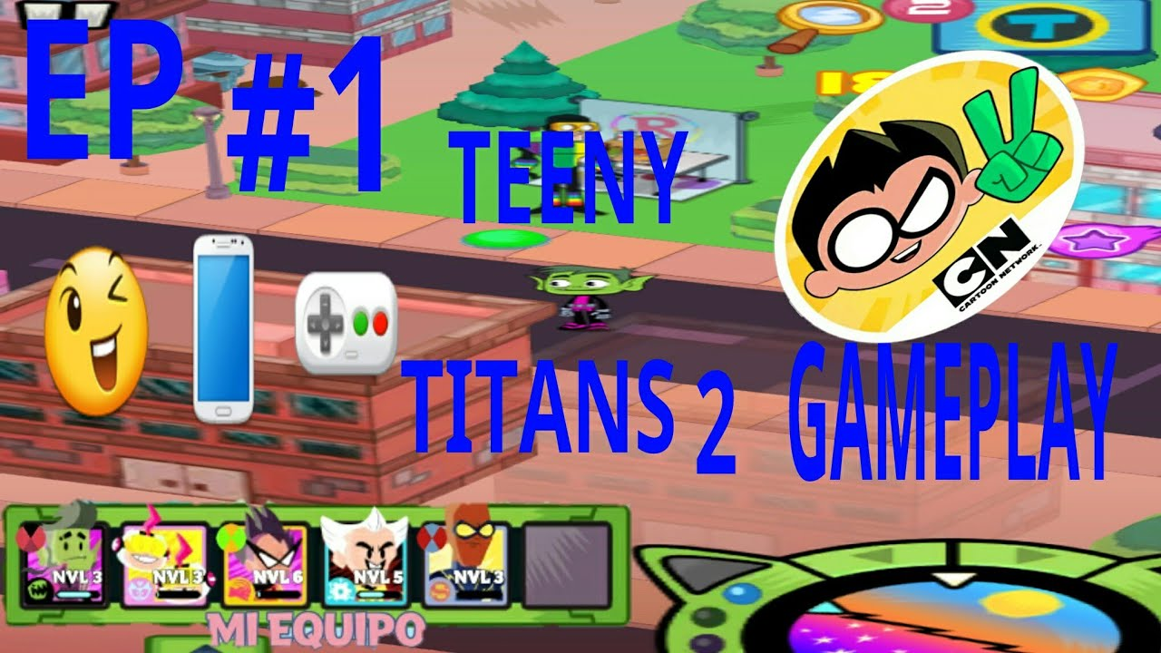 Teeny Titans 2 Teen Titans Go Figurate Ep 1 Comensamos De Nuevo A