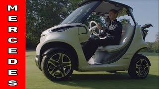 Mercedes Style Edition Garia Golf Car