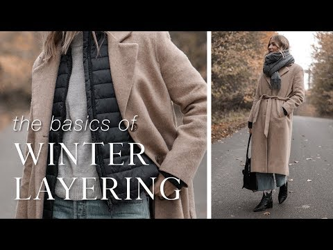 How to stay truly warm AND look chic all through winter |