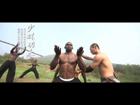 Shaolin temple african class 2014 中非文化少林行