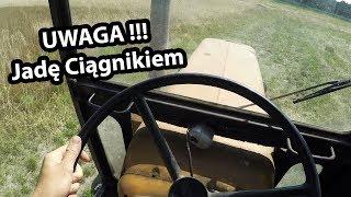 Jadę Ciągnikiem !!!  Oto Legendarny URSUS C-360  (Vlog #165)