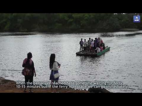 How to travel Cabodia (Chiphat in  Koh Kong, Cambodia - Visit CHHAY KPOS waterfall and durian farm)