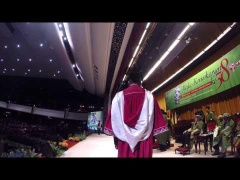 UPM Konvokesyen 2014 GoproHero