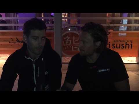 Borja Golan Interview - El Gouna 2017