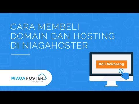 Cara Membeli Domain dan Hosting di Niagahoster (Mudah dan Cepat) - NIAGAHOSTER