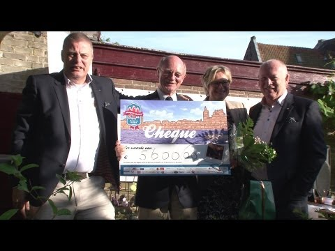 Haringparty Doesburg: 5600,-