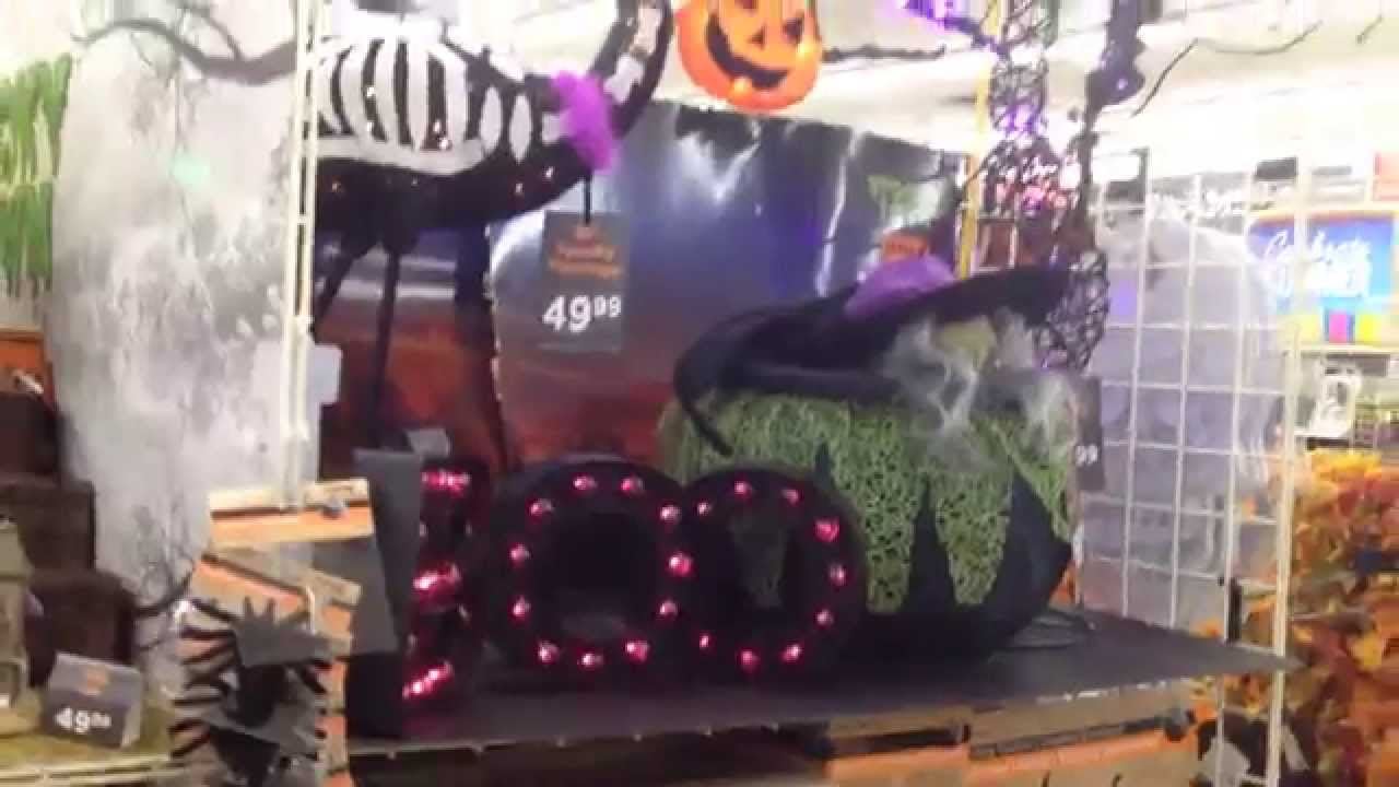 michaels halloween 2015 dimensional lighting animated decor youtube - Michaels Halloween Decorations