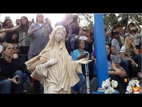 Dal messaggio dato dalla Madonna a Medjugorje il 25 giugno 2020 (39° anniversario delle apparizioni) from YouTube · Duration:  1 minutes 3 seconds
