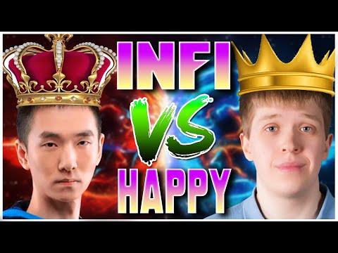 Grubby | WC3 | INFI vs HAPPY - Cast