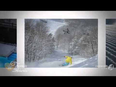 Caberfae Peaks Ski and Golf Resort - USA MI