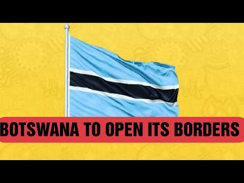 BOTSWANA TO OPEN BORDERS IN PHASES • DAILY NEWS #EP187