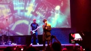 Kosheen - Wish You Were Here - Moscow Glavclub 20140412