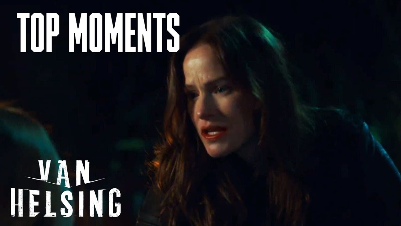 Download VAN HELSING | Season 4, Episode 1: To Serve And Protect | SYFY