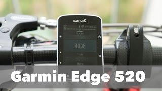Garmin Edge 520 Bike Computer Review