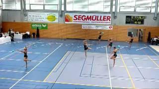 TSV Graben Deutsche Meisterschaften GymTa