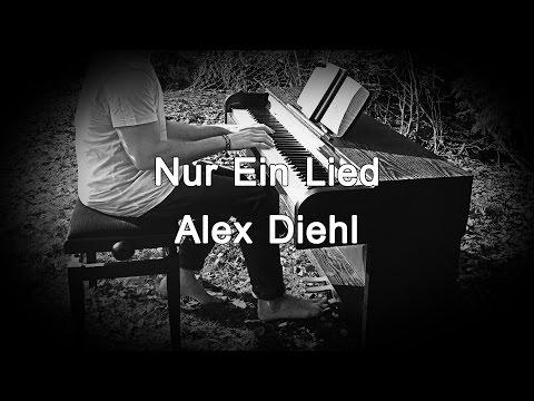 nur ein lied alex diehl piano tutorial