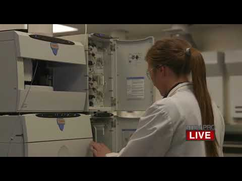 STEM Pro Live! with a Freeport-McMoran Analytical Chemist