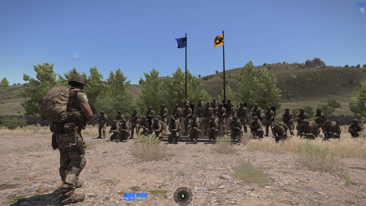 EU][18+][RECRUITING] ARMA 3 MILSIM TACTICAL REALISM UNIT