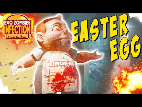"""Exo Zombies"" - FULL EASTER EGG - Complete 'Infection' (Advanced Warfare Exo Zombies Easter Egg)"