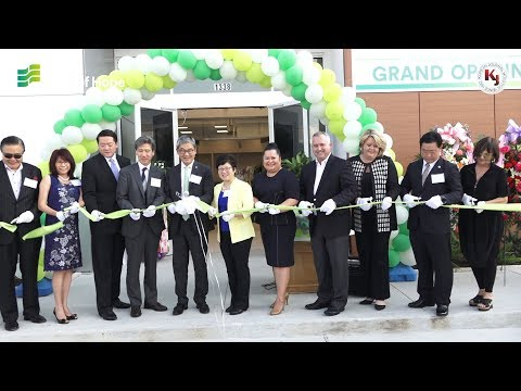 Bank Of Hope Houston-Spring Branch Grand Open (1013-2017)