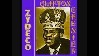 Clifton Chenier : BANANA MAN