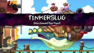 Shantae Half Genie Hero - TinkerSlug (Boss fight #01 )