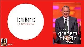 Tom Hanks on Graham Norton